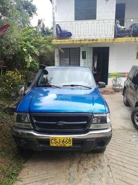Ford Ranger modelo 1998, disel