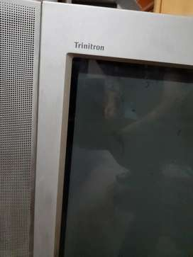 Televisor sony triniton ,grande pantalla plana