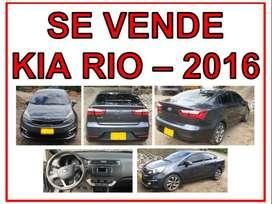 Kia Rio Sedan Modelo 2016
