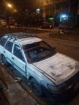 Toyota burrito station wagon