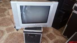 Tv color Lg 21 Pulgadas