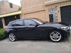 VENDO EN PERFECTO ESTADO POR VIAJE BMW 120I