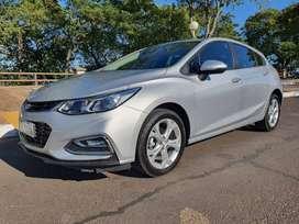 Vendo Chevrolet Cruze LT con 370 Kms 2019