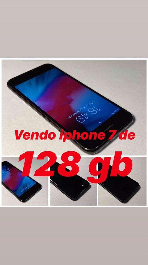 Iphone 7 de 128 gb 0