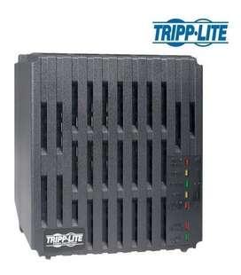 REGULADOR DE VOLTAJE TRIPP-LITE LC1200/1200W 110V DE 4 TOMAS