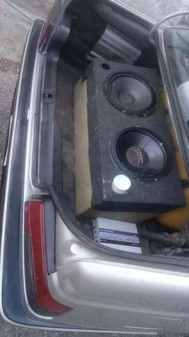 Vendo sonido para auto