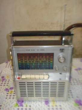 Radio 7 Mares Nt 118 Funcionando Buen Estado Am Y Ondas Cort segunda mano  La Paternal, Capital Federal
