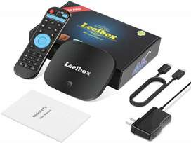 Convertidor de TV a un Smart TV, Android TV Box