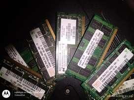 Combo DDR2 2GB. PC2 -6400S
