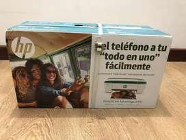 Impresora hp (Nueva) - Inalámbrica.