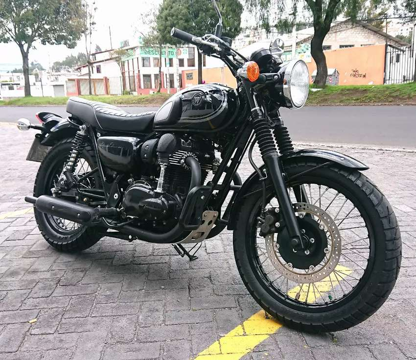 KAWASAKI 800 cc CLASICC JAPÓN. FLAMANTE 0