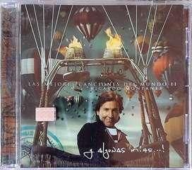 Cd Ricardo Montaner - Las Mejores Canciones Del Mundo 2 EMI 2007