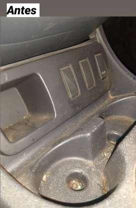 Limpieza de autos