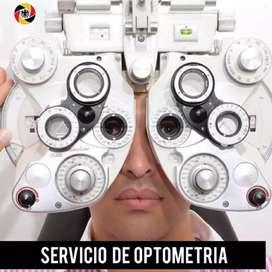 Óptica requiere asesores para jornada de salud visual puerta a puerta