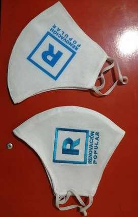 venta de mascarillas y polos de Renovacion Popular Lopez aliaga