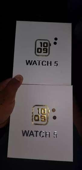 Smartch watch pro 5. El reloj mas completo del mercado