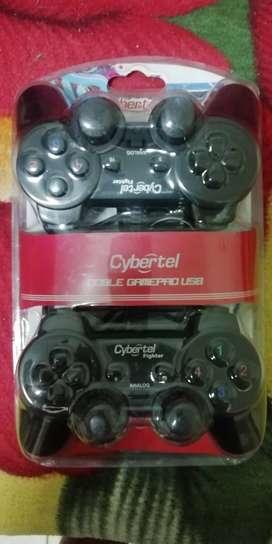 Controles usb tipo play para pc