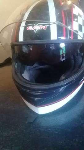 Vendo casco de moto can
