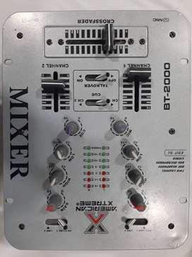 Mezcladora American Extreme Mixer