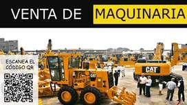 Venta total o parcial de maquinaria pesada a propiedad de Usosaldaña.