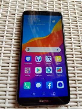 Huawei Psmart 2018 / 3 RAM y 32 Internos