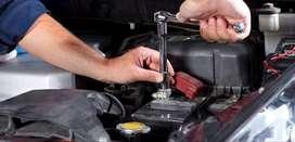 Busco Mecánico con experiencia y ayudante para Taller automotriz