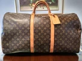 Louis Vuitton Maleta Keepall 60