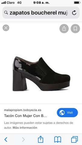 Zapatos boucherel