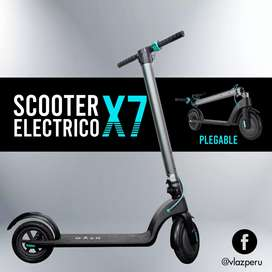 Scooter electrico X7