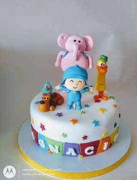Torta Pocoyó 4