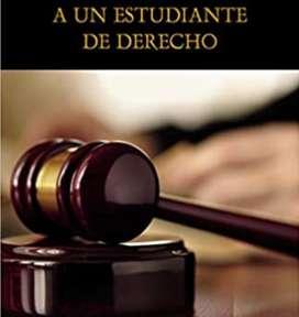 Estudiante o ex estudiante de Derecho con conocimientos de excel y digitación.