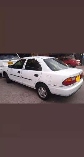 Mazda Allegro Colombiano
