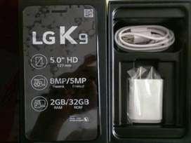 Celular LG k9 Nuevo en su caja