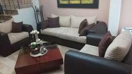 Muebles de sala en perfectas condiciones