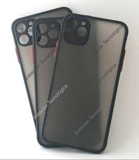 Gran Promoción Forro Vidrio Templado Protector Cámara IPhone 11 Pro Max