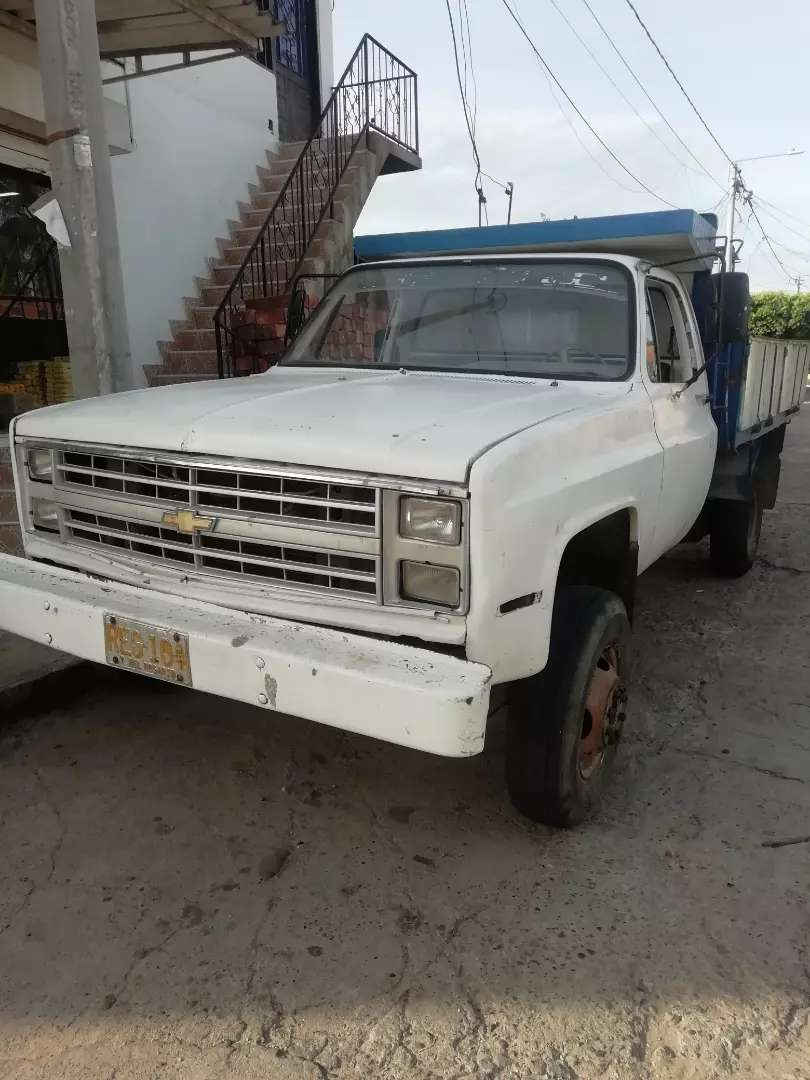 Camion 350 chevrolet Colombiano 0