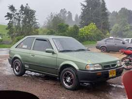 Mazda 323 coupe modelo 94