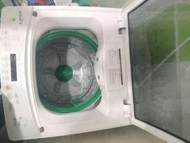 Lavadora Abba 12Kg (2020), Color Blanco, Automática