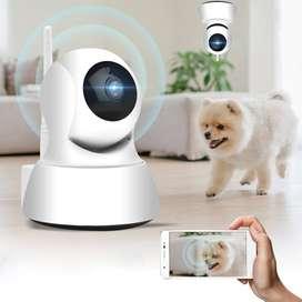 Camara robotica wifi monitor IP Super Calidad Imagen - 02222