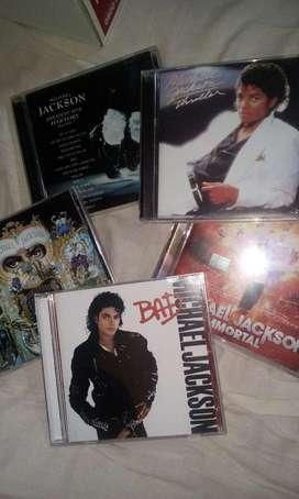 Cds Originales Michael Jackson