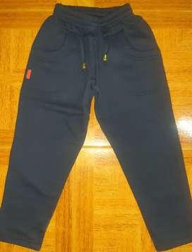 Pantalon jogging -  azul