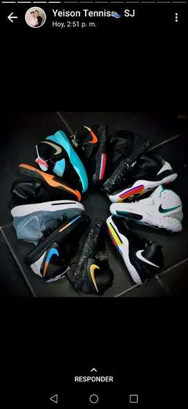 Tennis Nike Kyrie Irving 6