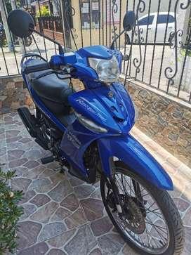 Yamaha Crypton Modelo 2014 KM 43.800