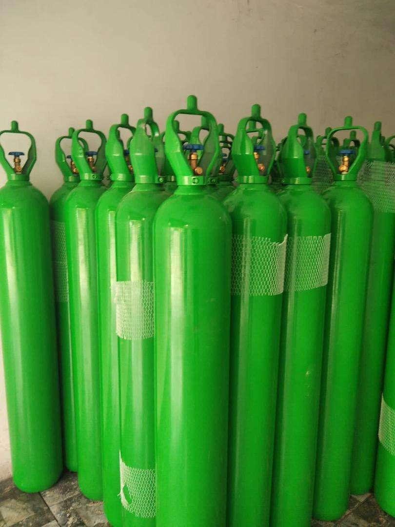Balon de oxigeno recargdo + kit