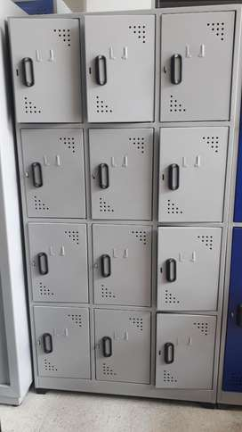 Lockers 12 Puestos