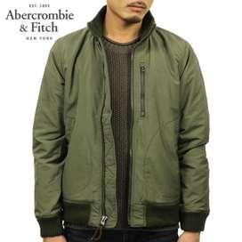 Chaqueta Abercrombie talla M, original