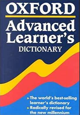 Oxford Advanced Learner's Dictionary: International New