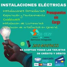 Electricista / Instalaciones en general