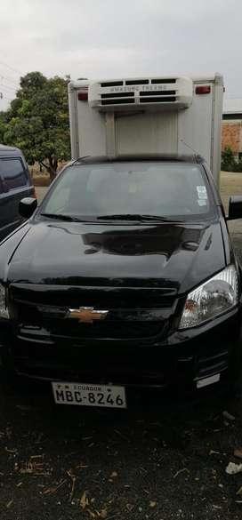 Camioneta negra en venta