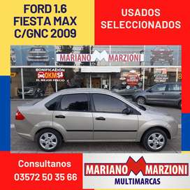 FORD FIESTA MAX 1.6 CON GNC 2009